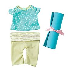 Manhattan Toy Baby Stella Yoga Baby Doll Outfit by