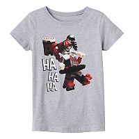 Girls 7-16 Lego Harley Quinn