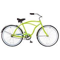 Men's Titan 26-Inch Docksider Beach Single-Speed Cruiser Bike