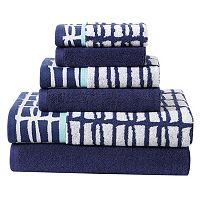 Clairebella 6-piece Cubish Bath Towel Set