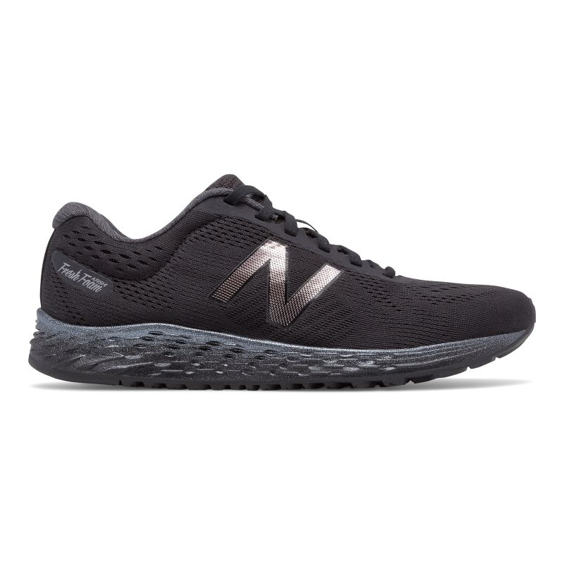 New Balance Fresh Foam Arishi Women's Running Shoes, Size: 6.5, Black thumbnail