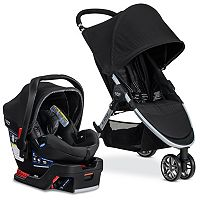 Britax 2017 B-Agile / B-Safe 35 Elite Travel System