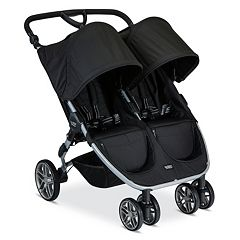 Britax 2017 B-Agile Double Stroller by