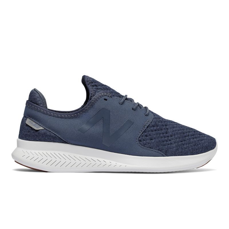 New Balance FuelCore Coast v3 Women's Running Shoes, Size: 5, Med Blue thumbnail