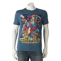 Men's Guardians of the Galaxy Characters Tee