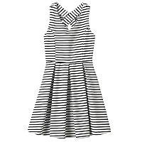 Girls 7-16 & Plus Size Lilt Striped Skater Dress
