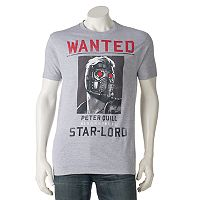 Men's Guardians of the Galaxy Star-Lord Tee
