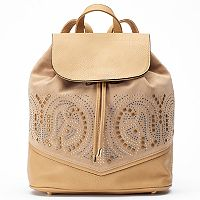 Mellow World Julia Studded Drawstring Backpack