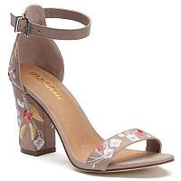 madden NYC Brigid Women's High Heels