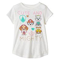 Toddler Girl Jumping Beans® Paw Patrol Skye, Everest, Marshall & Rubble Graphic Tee