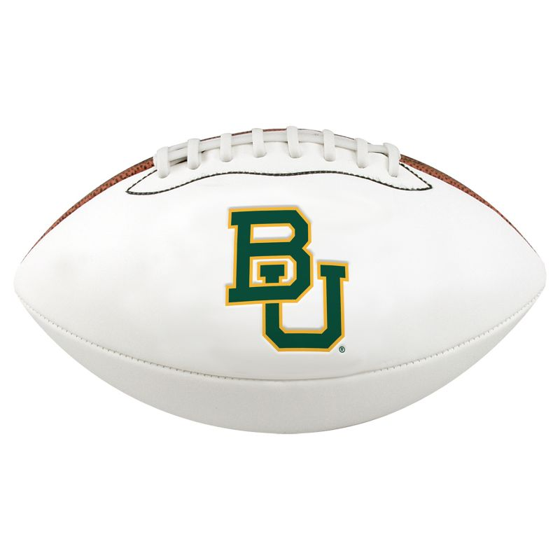 Baden Baylor Bears Official Autograph Football, Multicolor thumbnail