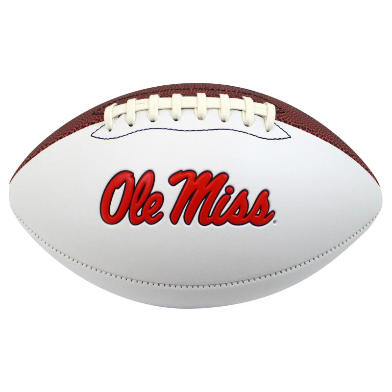 Baden Ole Miss Rebels Official Autograph Football, Multicolor thumbnail