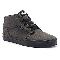 Vans Chapman Mid Men's Washed Skate Shoes