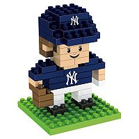 Forever Collectibles New York Yankees BRXLZ 3D Mini Player Puzzle Set