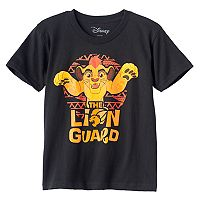 Disney's The Lion Guard Toddler Boy Kion Graphic Tee