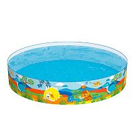 Bestway H2OGO! 72-in. Dinosaurous Fill 'N Fun Pool