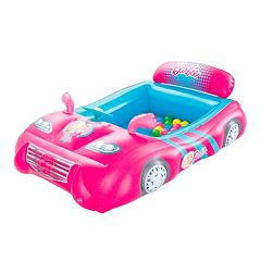 Barbie Sports Car Ball Pit by Bestway by