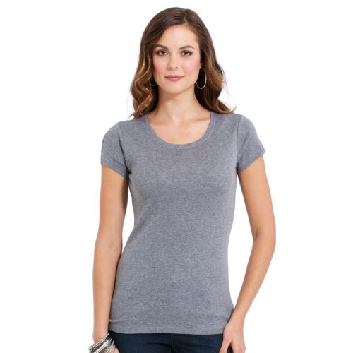 daisy fuentes® Favorite Tee - Women's
