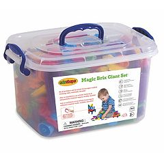 Edushape Magic Brix Giant Set by