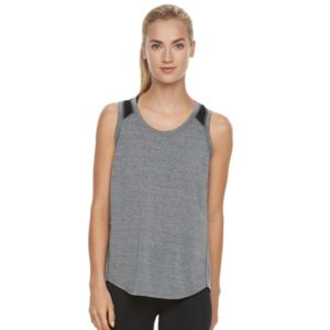 Women's Tek Gear® Performance High-Low Base Layer Tank