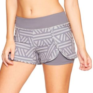 Women's Colosseum Aspirations Split Front Shorts