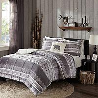 Woolrich Anderson Down Alternative Comforter Set