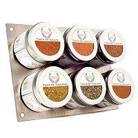 Gustus Vitae Cuisines of the World Gourmet Spice Blend Set