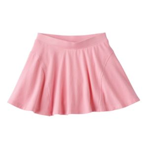 Girls 4-10 Jumping Beans® Solid Skater Skort