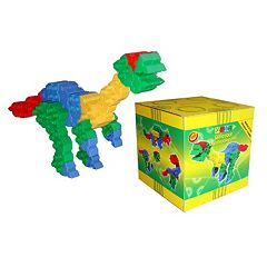 WABA Fun 110-pc. Morphun Dinosaurs Construction Set by