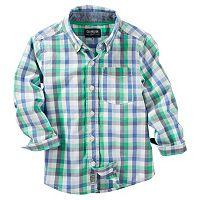 Boys 4-8 OshKosh B'gosh® Button-Down Shirt