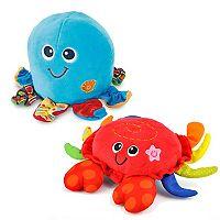 Winfun Shake 'N Dance Octopus & Crab