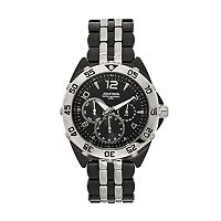 Armitron Men's Two Tone Stainless Steel Watch - 20/4664BKTB