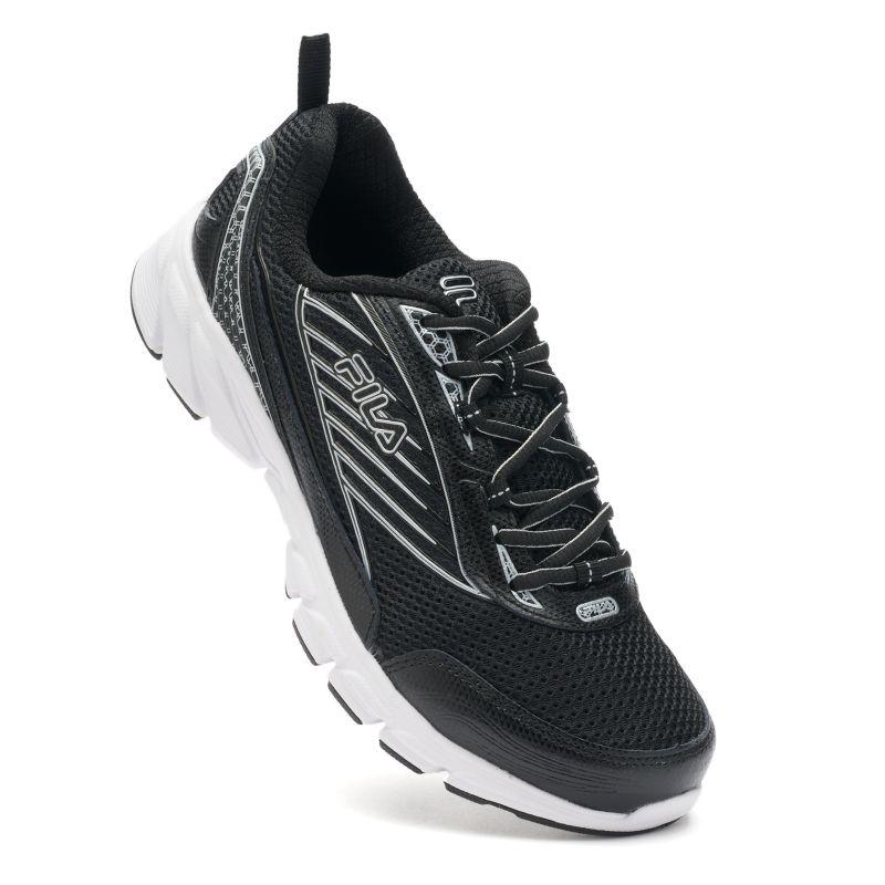 Fila® Forward 2 Men's Running Shoes, Size: 8, Grey (Charcoal) thumbnail