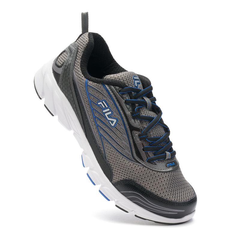 Fila® Forward 2 Men's Running Shoes, Size: 7.5, Light Grey thumbnail