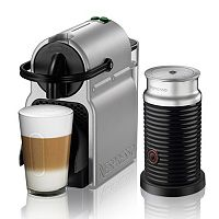 Nespresso Inissia Espresso Machine with Aeroccino Milk Frother