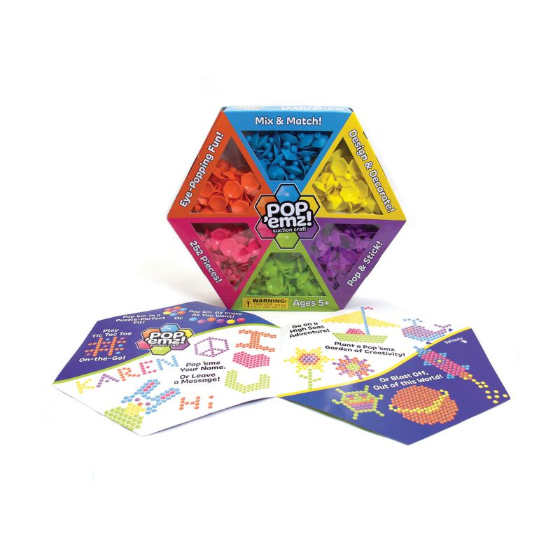 Fat Brain Toy Co. Pop 'emz, Multicolor thumbnail