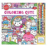 Klutz Coloring Cute Kit