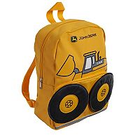 Toddler Boy John Deere Bulldozer Backpack