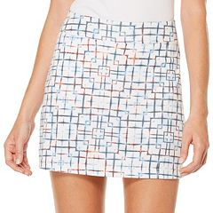 Women's Grand Slam Performance Print Golf Skort