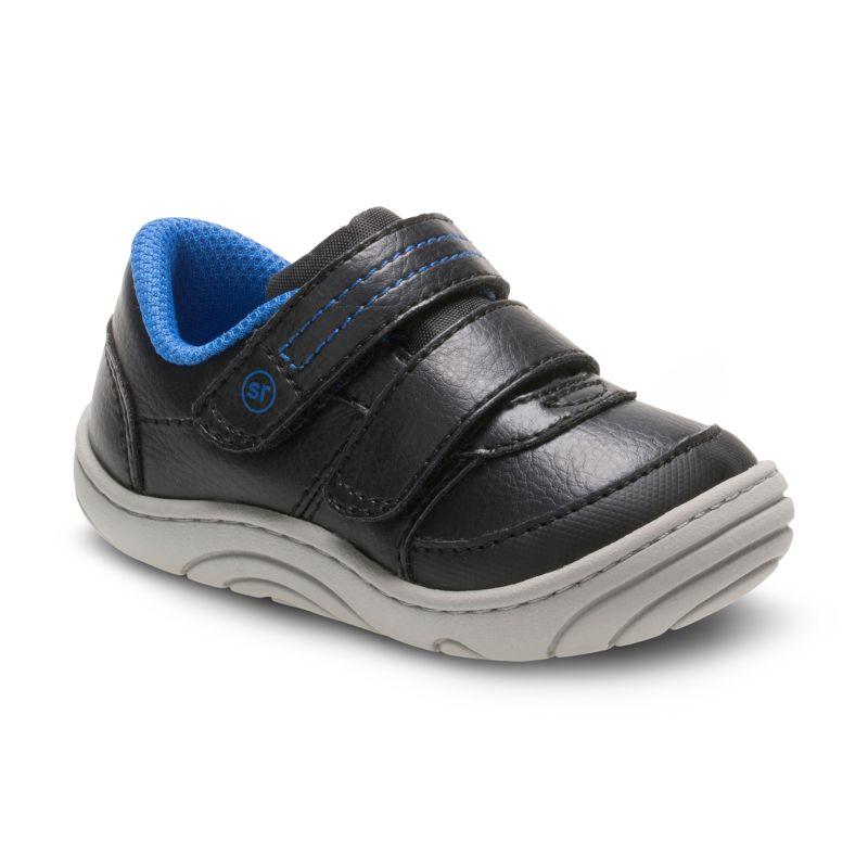 Stride Rite Kyle Baby / Toddler Boys' Sneakers, Size: 3T, Black thumbnail
