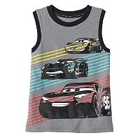 Disney / Pixar Cars 3 Toddler Boy Muscle Tank by Jumping Beans®