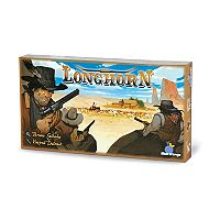 Longhorn Game by Blue Orange Games