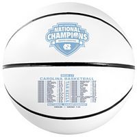 Rawlings North Carolina Tar Heels 2017 NCAA Basketball National Champions Basketball