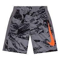 Toddler Boy Nike Dri-FIT Print Shorts