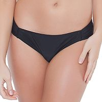 Mix and Match Solid Bikini Bottoms