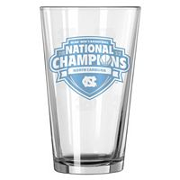 Boelter North Carolina Tar Heels 2017 NCAA Basketball National Champions Pint Glass