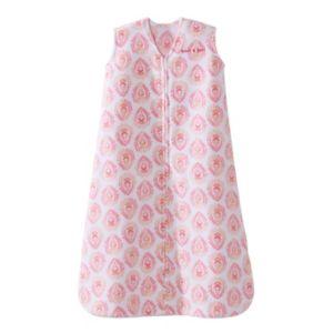 Baby Girl HALO SleepSack Microfleece Wearable Blanket