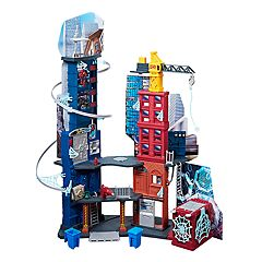 Spider-Man Mega City Playset by Hasbro by