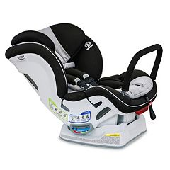 Britax Boulevard ClickTight Anti-Rebound Bar Convertible Car Seat by