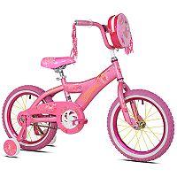 Girls Kent 16-Inch Pinkalicious Bike with Training Wheels